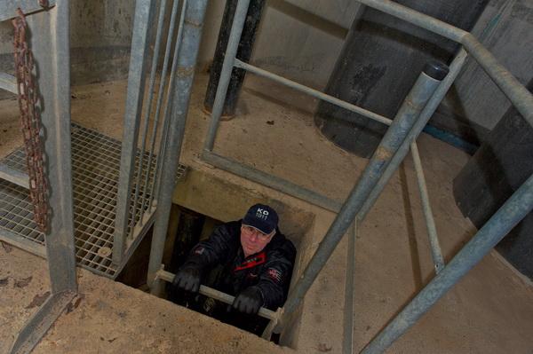 versorgungstunnel unter dem rhein