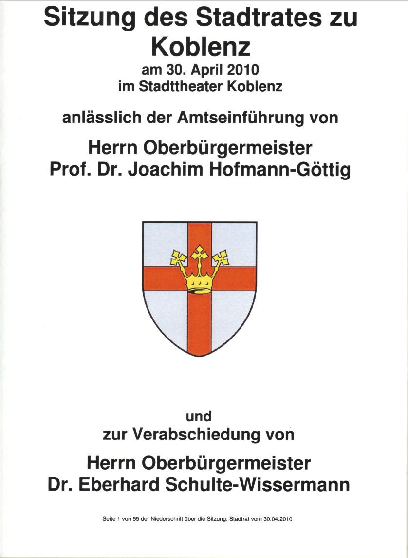 amtseinführung bürgermeister hessen