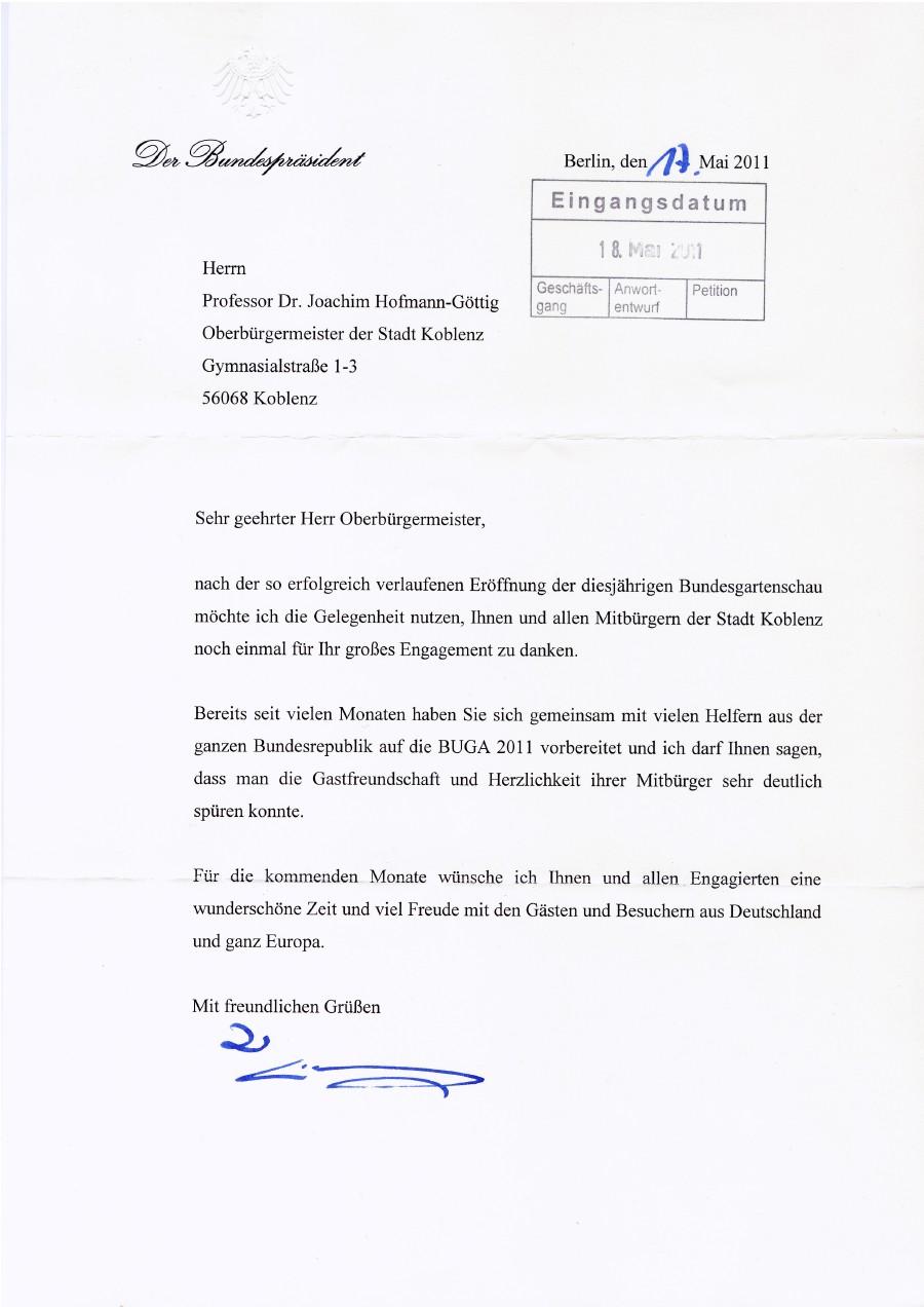 Offene Briefedokumente