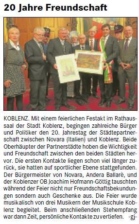 100 Jahre Wohnungsbaugenossenschaft Modernes Wohnen Koblenz Eg