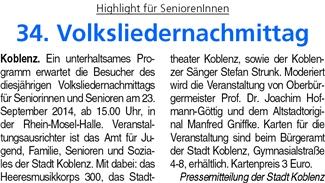 ba 20.9.2014, S. 16 Volksliedernachmittag -o