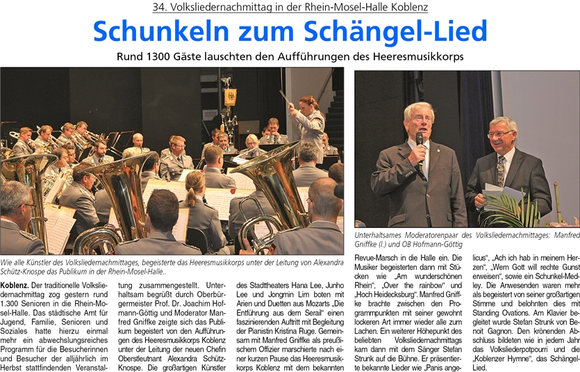 ba 27.9.2014, S. 9, Volksliedernachmittag