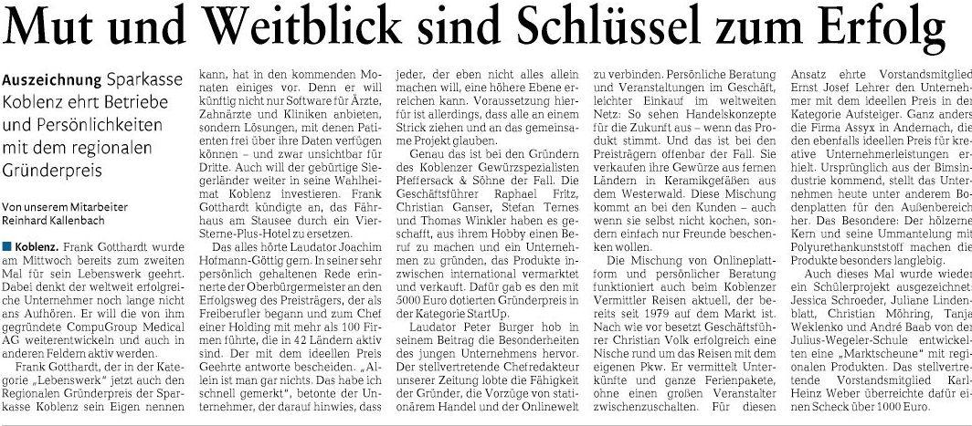 rz 16.10.2014, S. 14 Gründerpreis142021599040886c