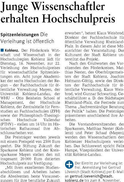 rz 18.10.2014, S. 16 Hochschulpreis728db9fe54b5d23
