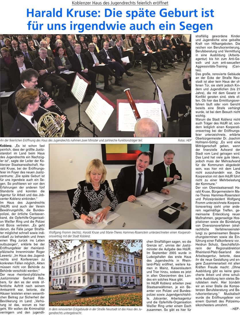 ba 22.11.2014, S. 8 Haus Jugendrecht