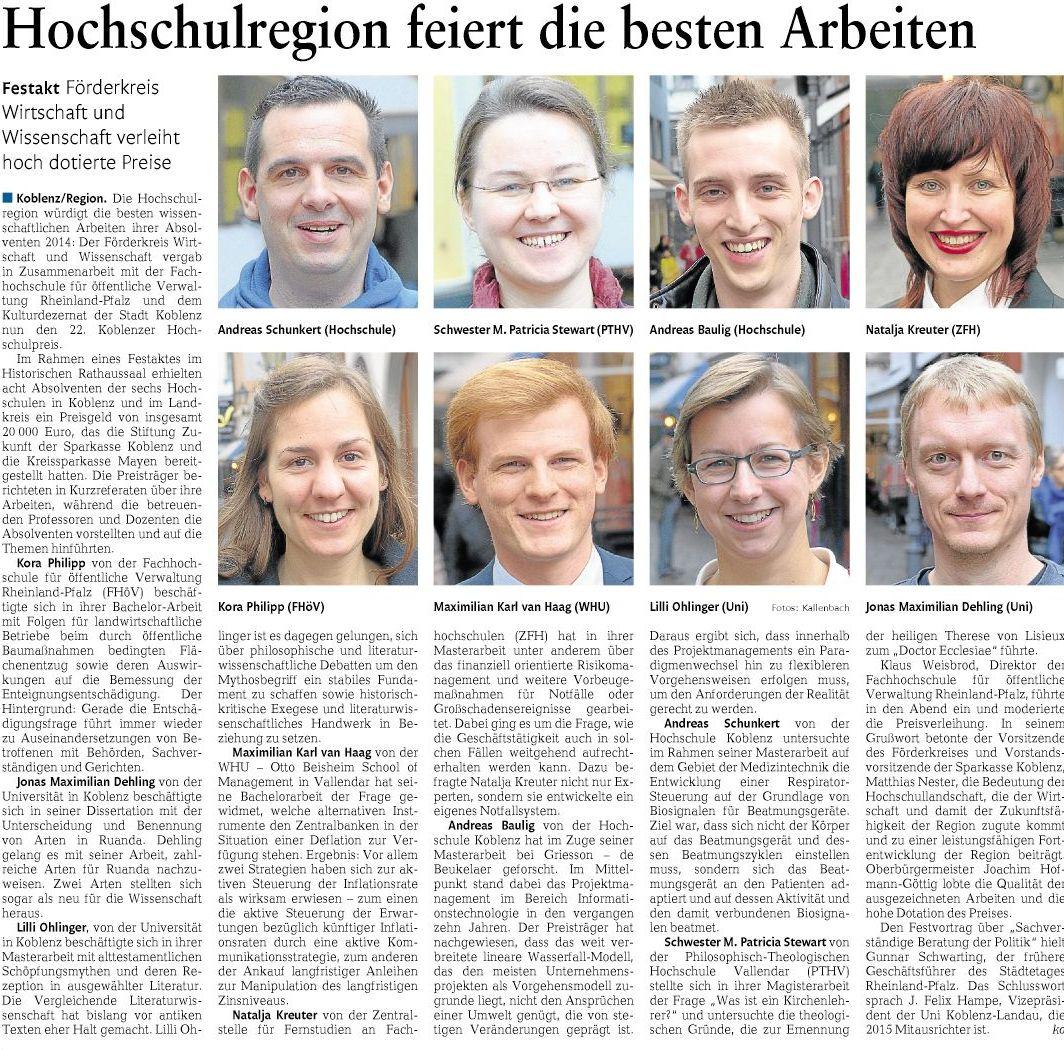 rz 20.11.2014, S. 14 Hochschulpreis1cf1be88cd10d744