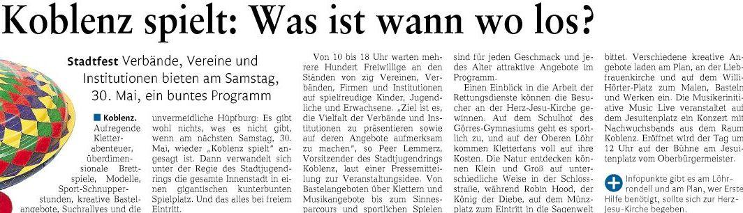 rz 23.5.2015, S. 15 Koblenz spielt1133efbb0a16af2c
