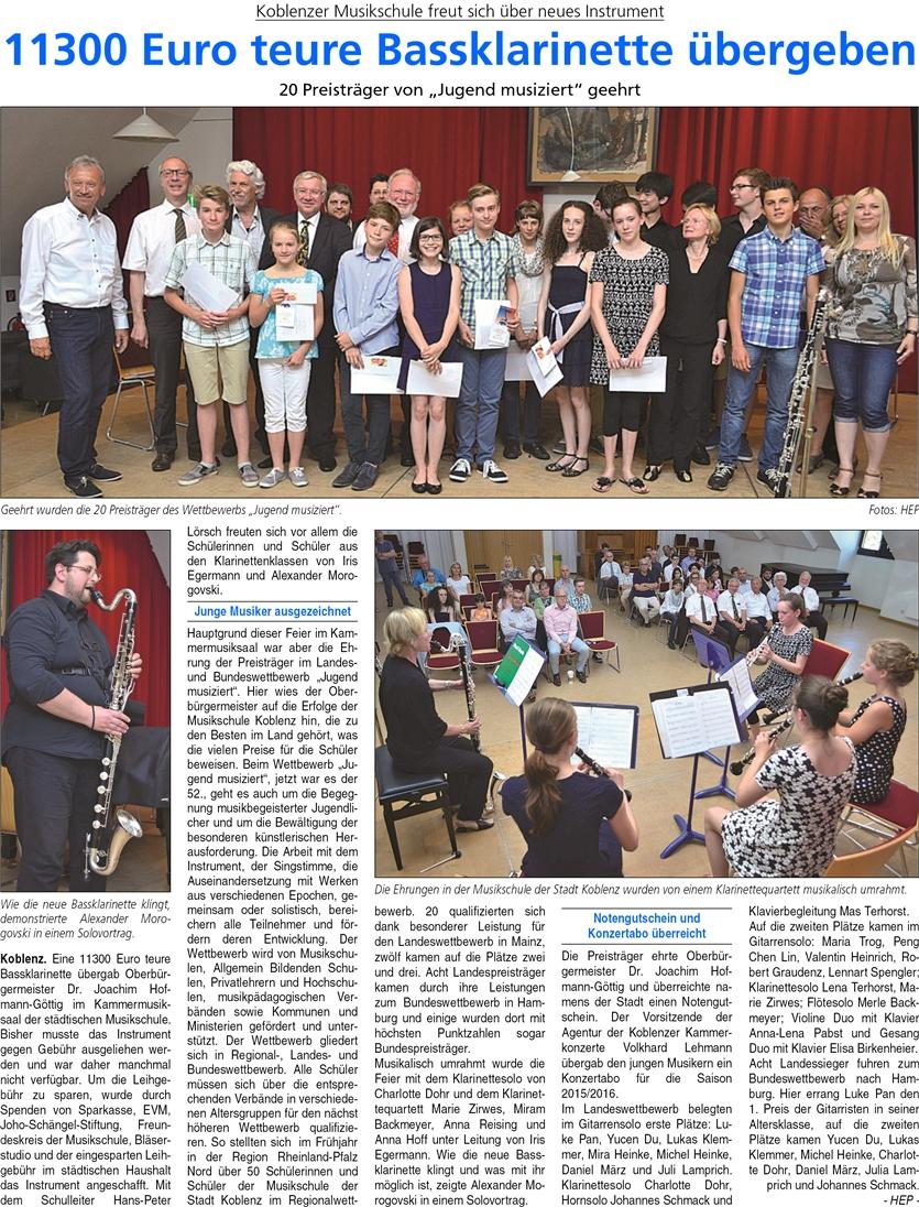 ba 11.6.2015, S. 4 Musikschule