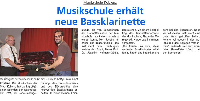 ba 18.6.2015, S. 49 Musikschule