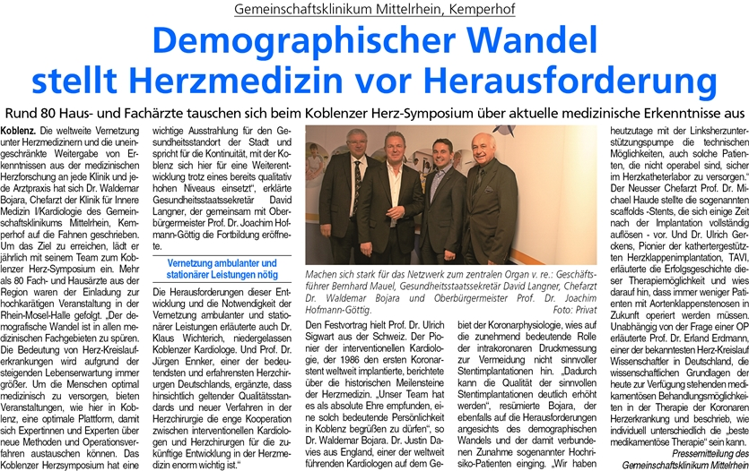 ba 19.11.2015, S. 9 Herzkongress