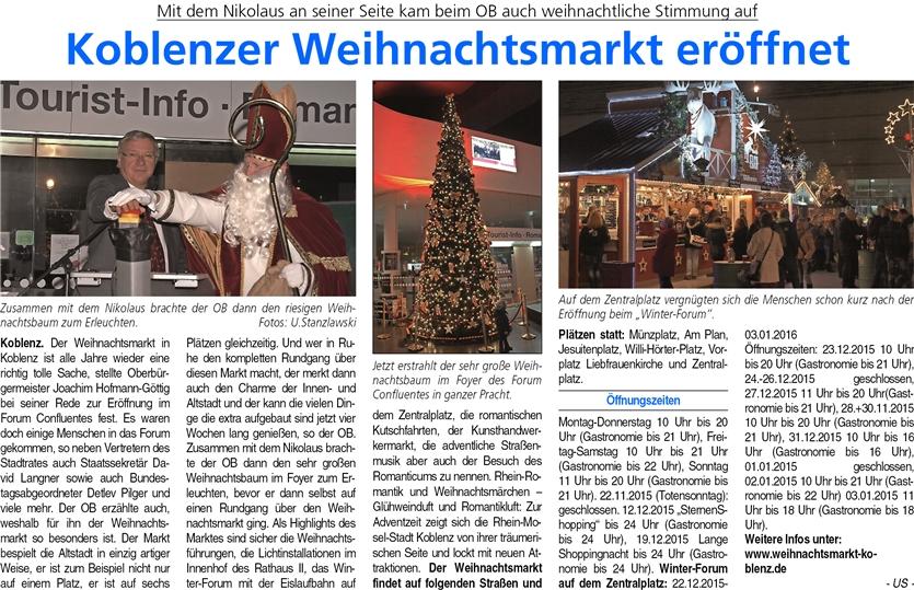 ba 26.11.2015, S. 11 Weihnachtsmarkt