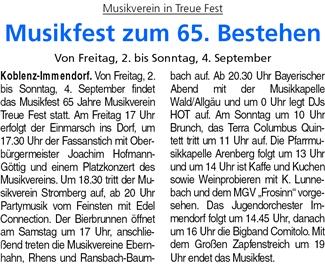 ba 25.8.2016, S. 7 Musikverein 65 Jahre