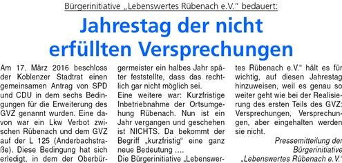 ba 23.3.2017, S. 45 Rübenach